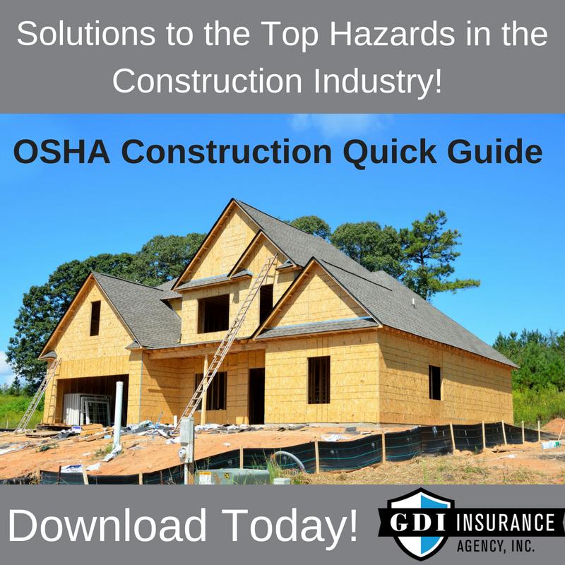 Hazards in Construction