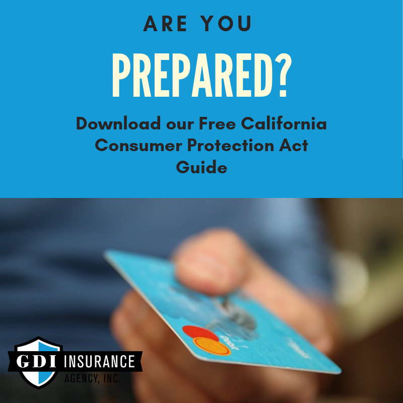 Download our Free California Consumer Protection Act Guide CCPA