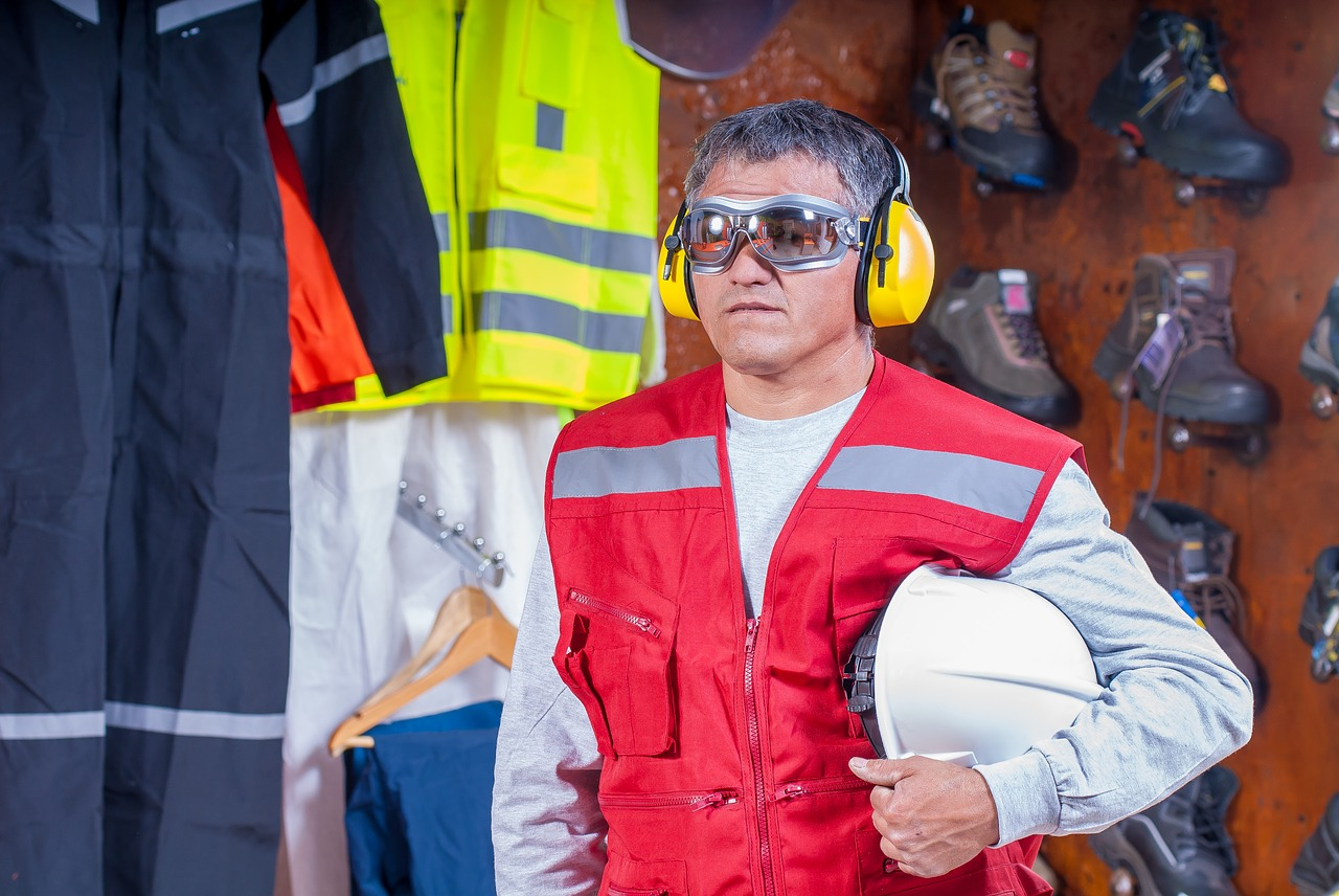 Construction Safety Hearing Protection