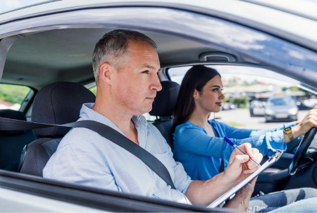 Driving school insurance