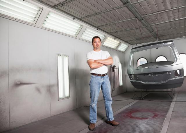 auto shop insurance